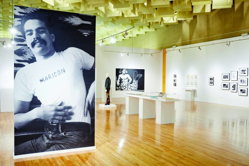 Axis Mundo: Queer Networks in Chicano L.A. on exhibit at Barrick Museum of Art