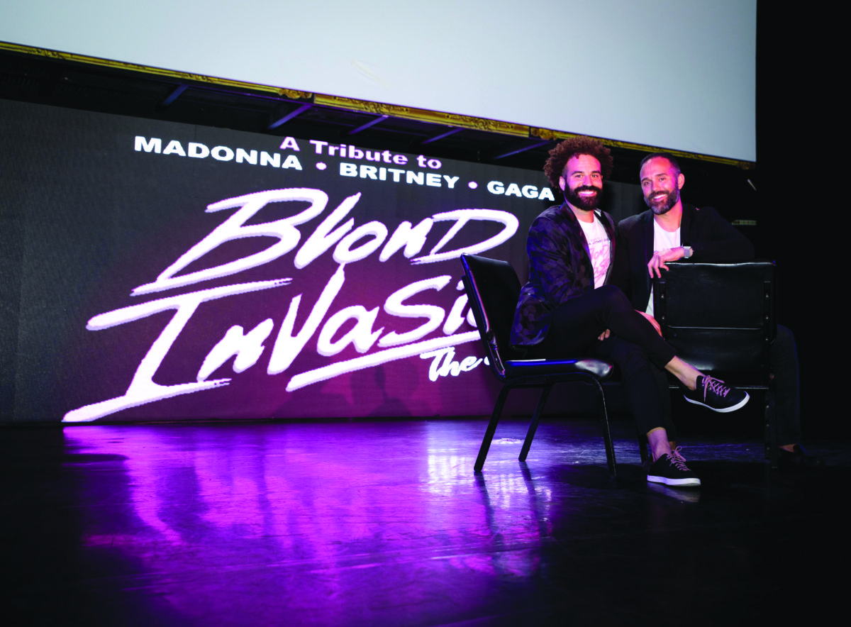 Q&A: Talking with Jordy Perry of 'Blond Invasion' at Planet Hollywood