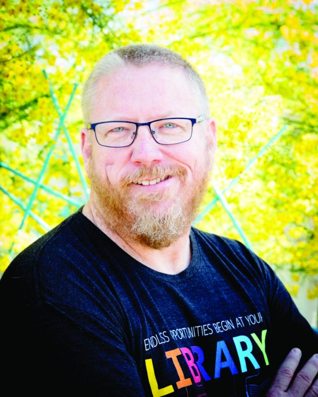 Drag Queen Storytime,  Guy Branum and other Pride events at the Clark County Library