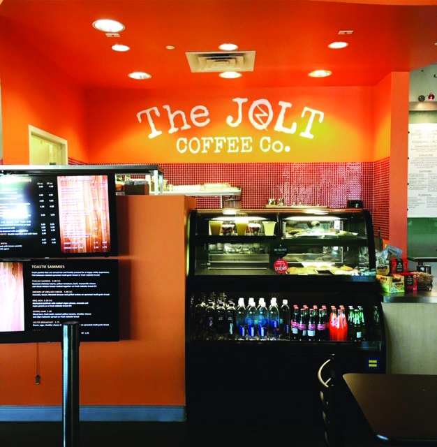 The Center news: Jolt! Cafe opens in the Center
